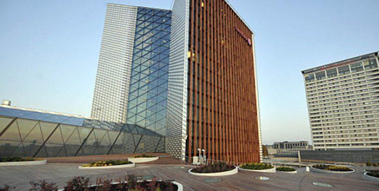 Swedbank administracinis pastatas